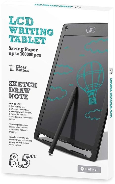 "Доска для рисования Platinet ECO Ultra Think Writing Tablet 8.5"" Black"