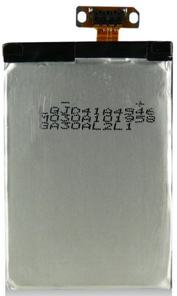 LG Original Battery For E960 Nexus 4/E970 Optimus G Li-Ion 2100mAh MS