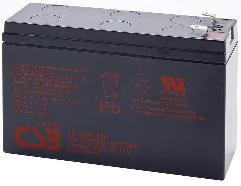 CSB Battery HR 1224W 12V 24W