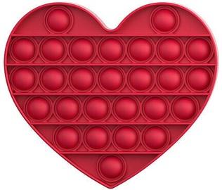 Pop It Heart Red