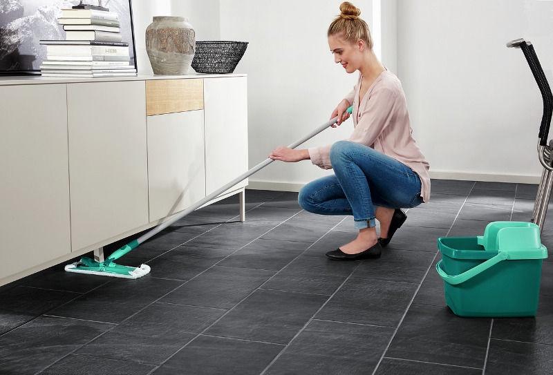 Leifheit Floor Cleaning Kit Combi XL