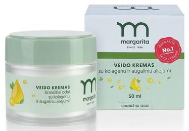 MARGARITA krēms ar kolagēnu un augu eļļām, 50 ml