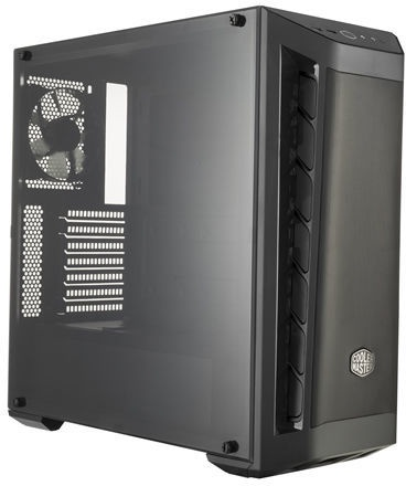 Cooler Master MasterBox MB511 Mid Tower ATX Black