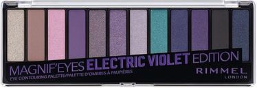 Acu ēnas Rimmel London Magnif'Eyes Electric Violet, 14 g