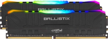Оперативная память (RAM) Crucial Ballistix RGB Black BL2K8G36C16U4BL DDR4 16 GB