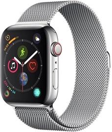 Devia Elegant Series Milanese Loop For Apple Watch 44mm Silver