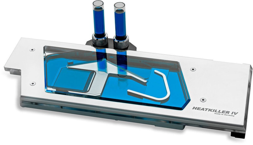 Watercool HEATKILLER® IV for TITAN X and GTX 1080Ti - ACRYL Ni