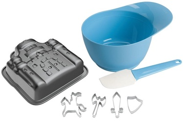 Kaiser Baking Set For Children 7-parts Knight Ruy