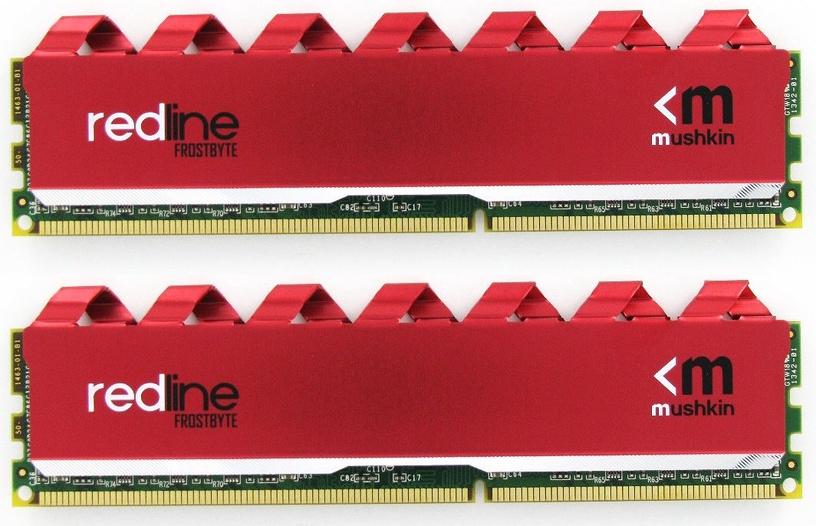 Mushkin Enhanced Redline 16GB DDR4 3000Mhz CL18 Kit Of 2 MRA4U300JJJM8GX2