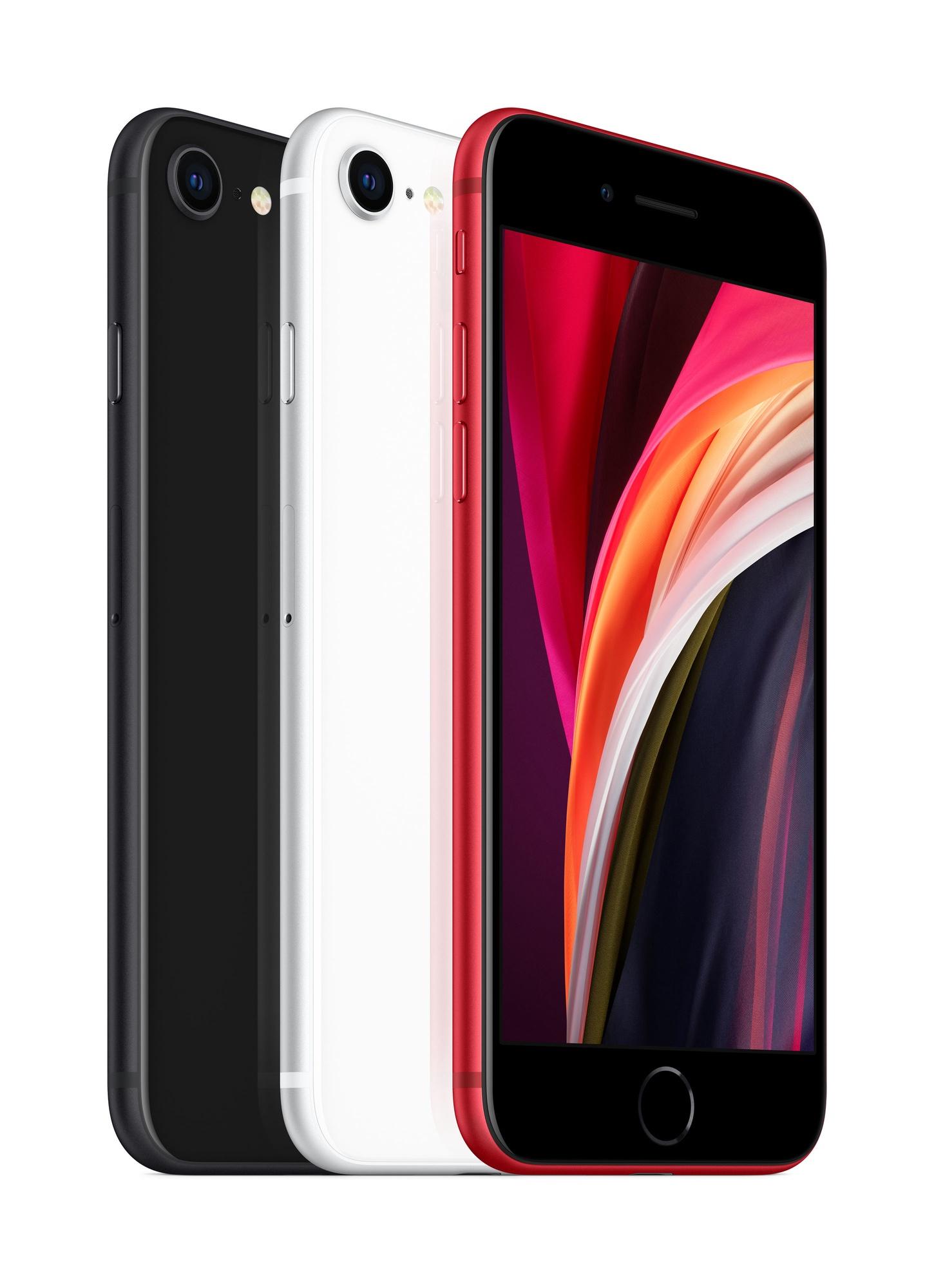 Apple Iphone Se 128gb Black 1a Lv