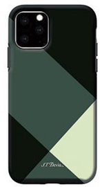 Devia Simple Style Grid Back Case For Apple iPhone 11 Pro Green