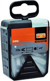 Bahco TORX T30 Bit Set 25mm 30pcs