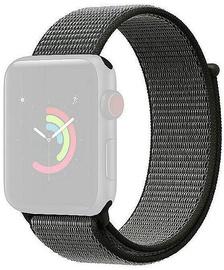 Ремешки Tech-Protect Nylon Strap For Apple Watch 42/44mm Dark Olive