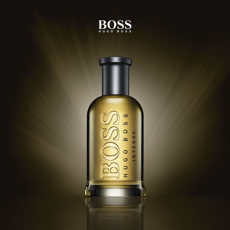 Parfimērijas ūdens Hugo Boss Bottled Intense 100ml EDP