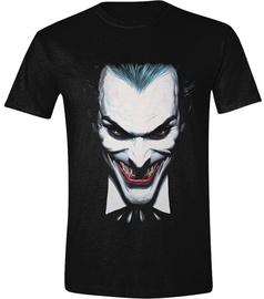 Licenced Batman Alex Ross Joker T-Shirt Black S