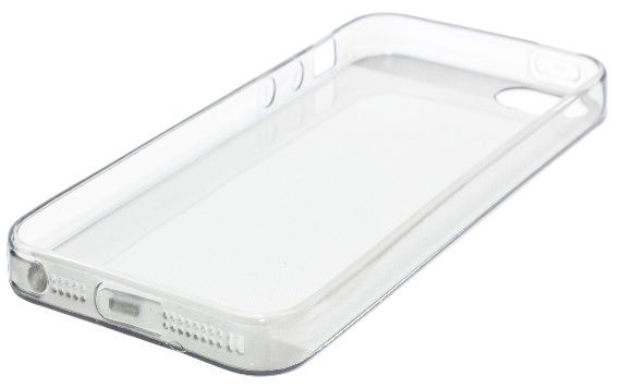 Telone Ultra Slim Back Case For Samsung Galaxy XCover 3 Transparent
