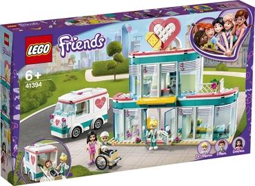 Konstruktors LEGO® Friends 41394 Hārtleikas pilsētas slimnīca