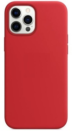 Riff Thin And Soft Back Case For Apple iPhone 12/12 Pro Red