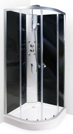 Gotland 441500 Massage Shower Cabin 80x80x195cm