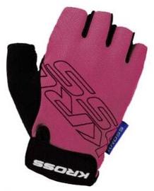 Kross Depart Lady SF Gloves Pink/Black M