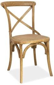 Ēdamistabas krēsls Signal Meble Lars Buk, 1 gab.