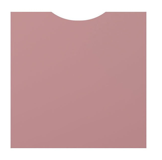 Black Red White Stanford Front Powder Pink