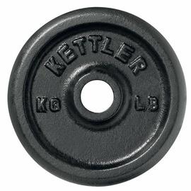 Kettler Cast Iron Disc For Training 20kg