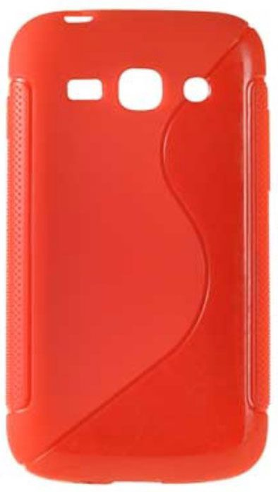 Telone Back Case S-Case for Samsung S7272 S7275 Galaxy Ace 3 Coral