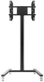 "Multibrackets Display Stand 180 Single 24-63"" Black"