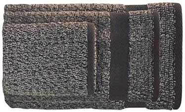 Полотенце Ardenza Melange Terry Brown, 70x140 см, 3 шт.