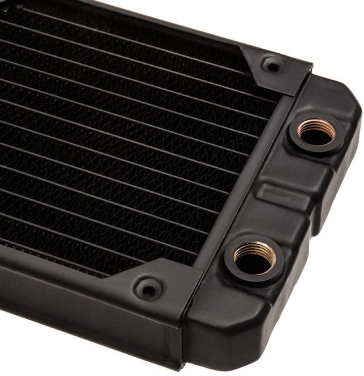 "Bitspower Leviathan SF 240 4xG1/4"" Radiator"