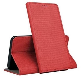 Mocco Smart Magnet Book Case For Huawei P Smart 2021 Red