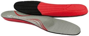 Sixton Peak Modularfit Insole Grey/Red 43
