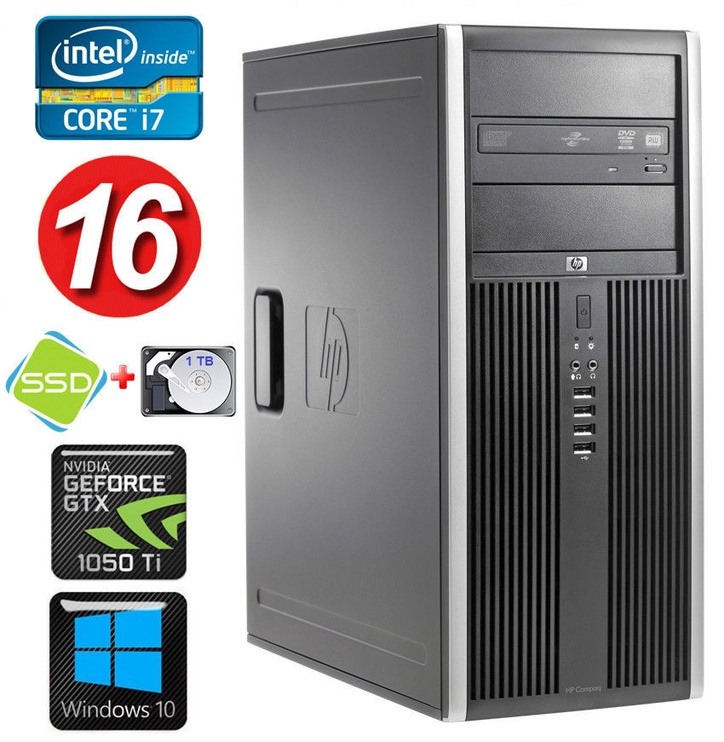HP Compaq 8100 Elite MT RM6706WH Renew