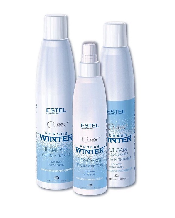 Estel Professional Curex Versus Winter Balm 250ml