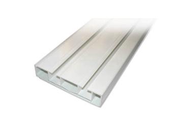 Направляющая Domoletti 2-Way Curtain Rails 300cm White