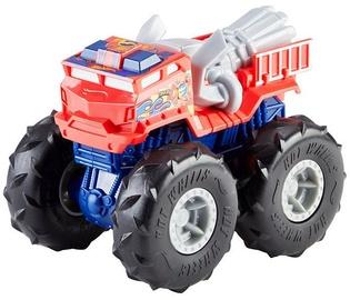 Mattel Hot Wheels Monster Trucks Twisted Tredz 5 Alarm Vehicle GVK41