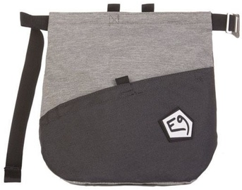 E9 Gulp Chalk Bag Grey/Black