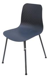 Ēdamistabas krēsls Verners Peskara Blue, 1 gab.