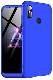 GKK 360 Protection Case For Xiaomi Redmi Note 6 Pro Blue