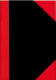 Bloknots Herlitz Notepad C.v. A7/100 Pages Red/Black