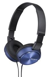 Austiņas Sony MDR-ZX310 Blue