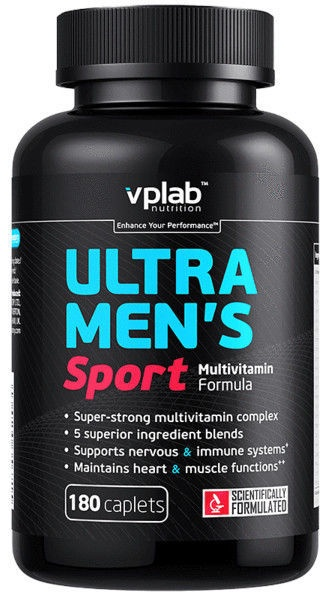 VPlab Ultra Men's Sport 180 Caps
