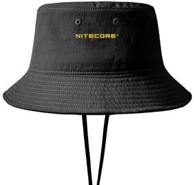 Cepure Nitecore Boonie Hat Black NDH20