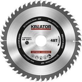 Kreator Sawblade 210x30x2.2mm 48T