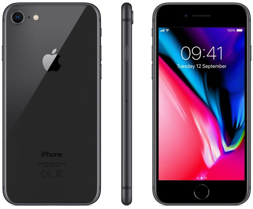 Apple iPhone 8 64GB Space Grey