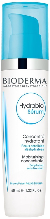 Сыворотка для лица Bioderma Hydrabio Moisturising Concentrate Serum, 40 мл