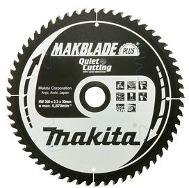 Griešanas disks Makita Makblade Plus Blade 260x30mm 60Z B-32524