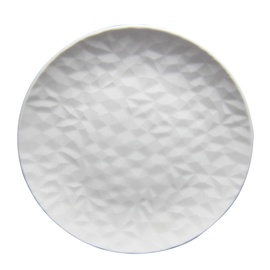 Šķīvis Domoletti CHIC JX227-A002-02, balta