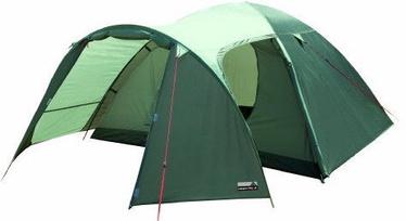 3-местная палатка High Peak Kira 3 10370, зеленый
